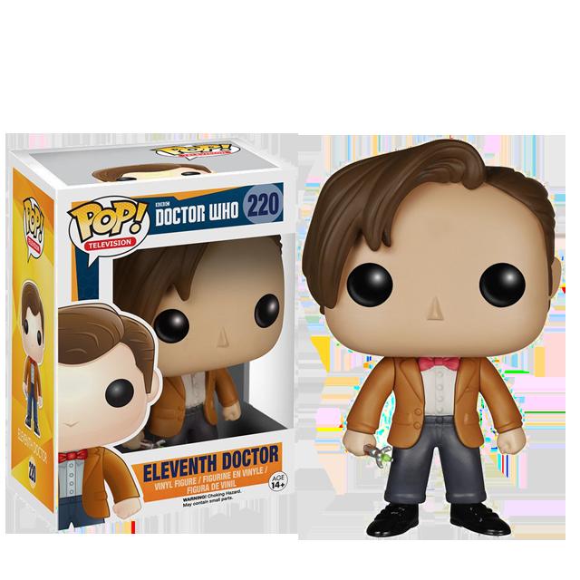 Figurka Funko POP! 11th Doctor