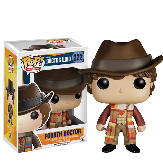 Figurka Funko POP! 4th Doctor Who