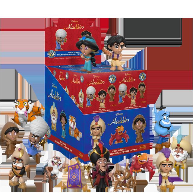 Figurky Mystery Minis Aladdin - Blindbox