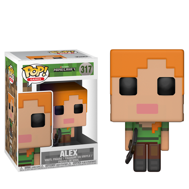 Figurka Funko POP! Alex POP