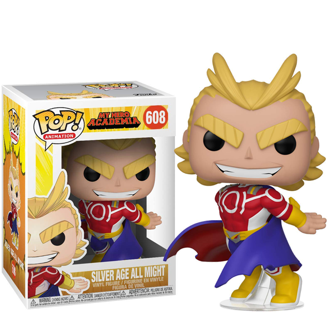Figurka Funko POP All Might - My Hero Academia