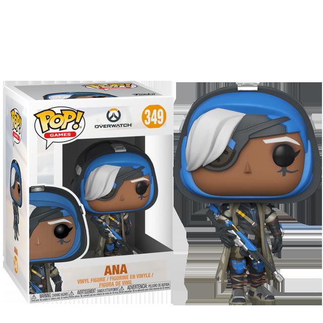 Figurka Funko POP! Ana - Overwatch