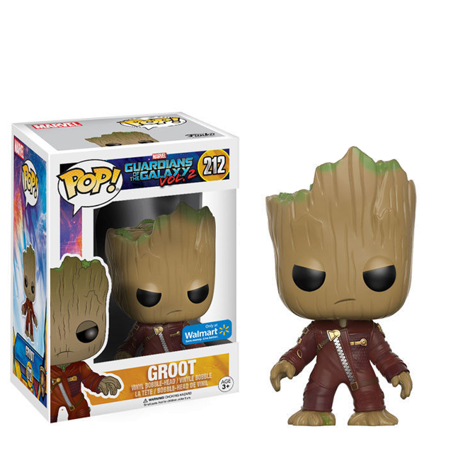 Figurka Funko POP! Angry Young Groot - Vol.2