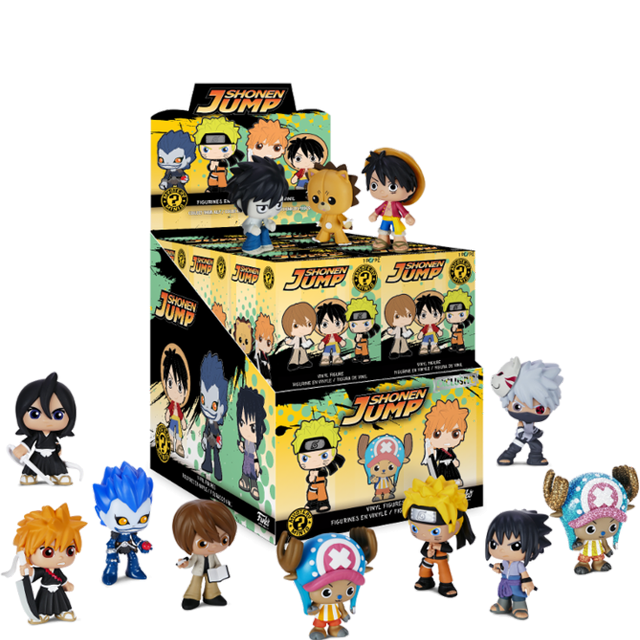 Figurky Mystery Minis Anime série 2 - Blindbox