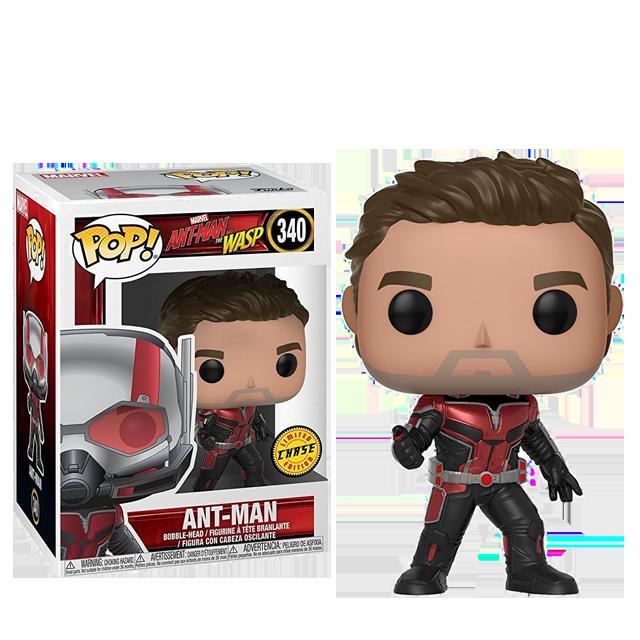 Figurka Funko POP! Ant-Man CHASE