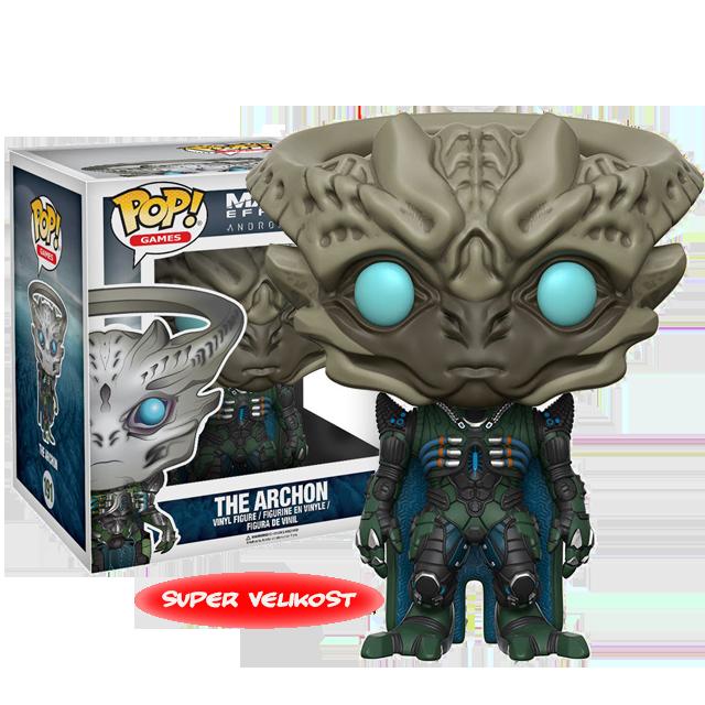 Figurka Funko POP! Archon - Mass Effect