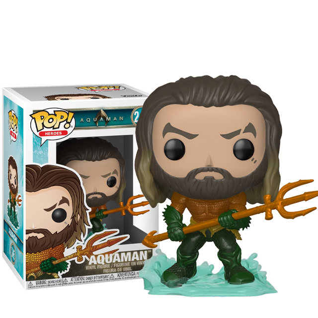 Figurka Funko POP! Arthur Curry - Aquaman