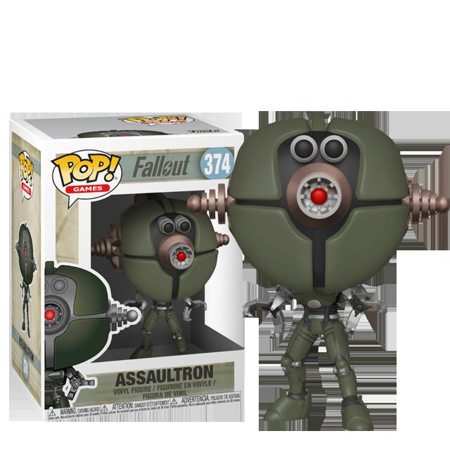 Figurka Funko POP! Assaultron - Fallout