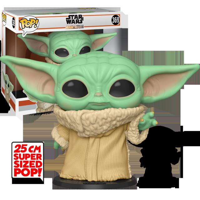 Funko POP Baby Yoda 25cm - Mandalorian