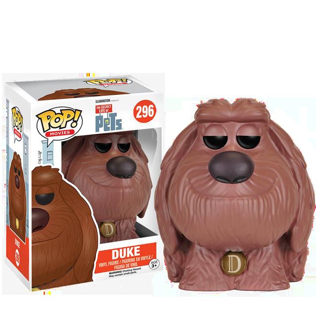Figurka Funko POP! Baron - Tajný život mazlíčků