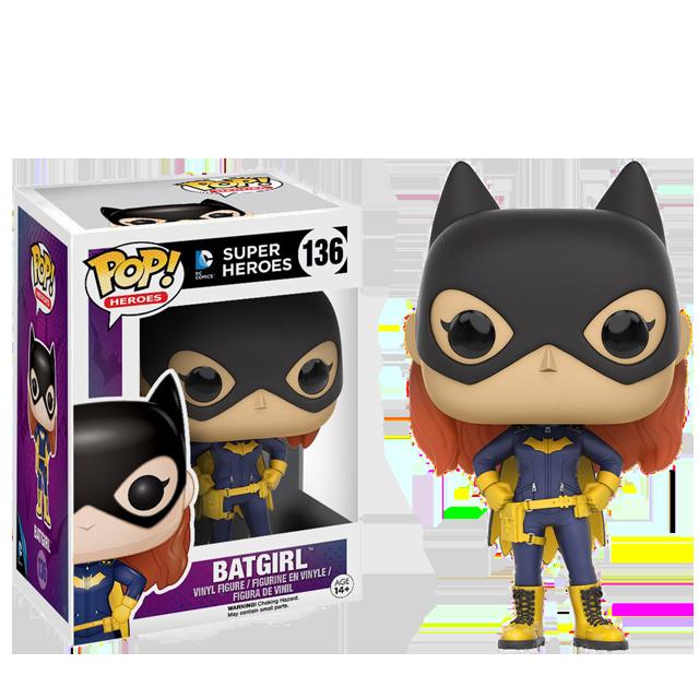 Figurka Funko POP! Batgirl