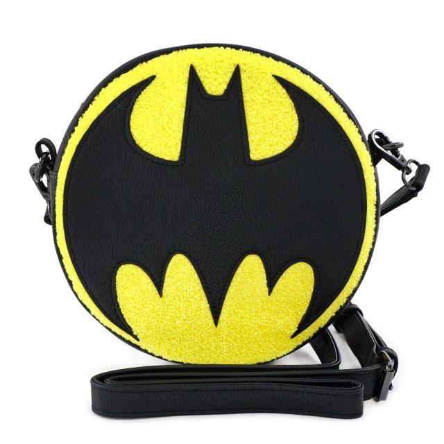 Loungefly Batman Chenille Canteen Kabelka