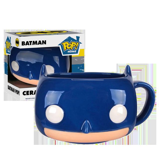 Funko POP! HOME Batman - Keramický hrníček