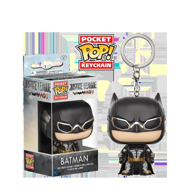 Pocket POP! Batman - přívěsek na klíče