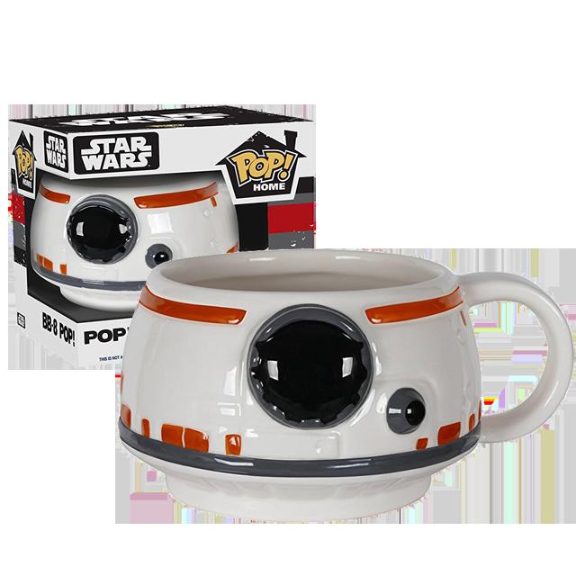 Funko POP! HOME BB-8 - Keramický hrníček