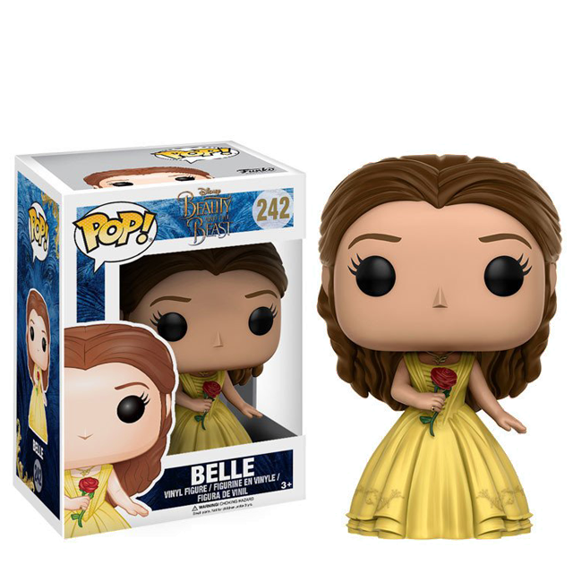 Figurka Funko POP! Belle - Kráska a zvíře