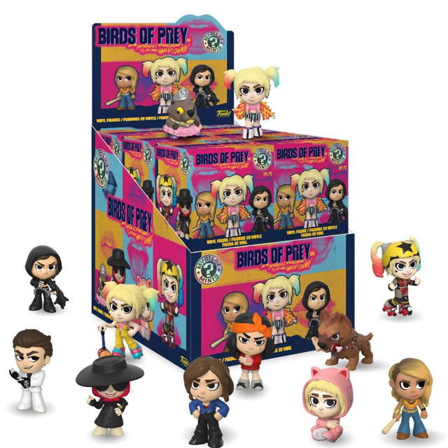 Mystery Minis Birds of Prey - Blindbox