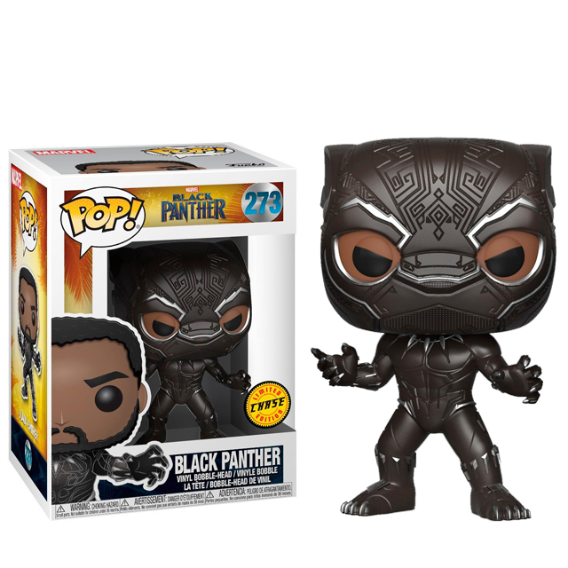 Figurka Funko POP! Black Panther CHASE