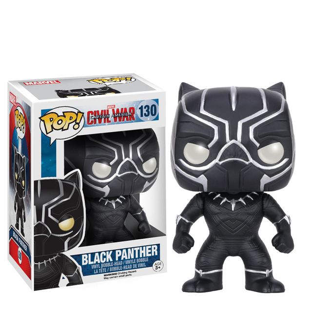 Figurka Funko POP! Black Panther - Civil War