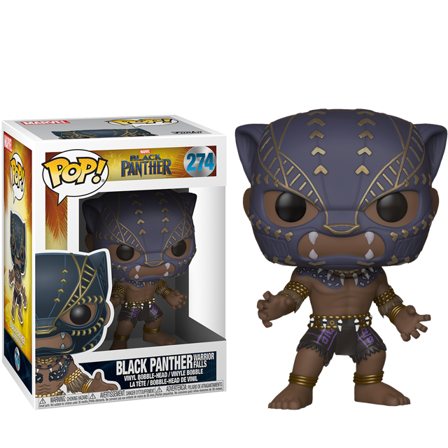 Figurka Funko POP! Black Panther Warrior