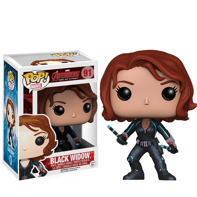 Figurka Funko POP! Black Widow - Avengers
