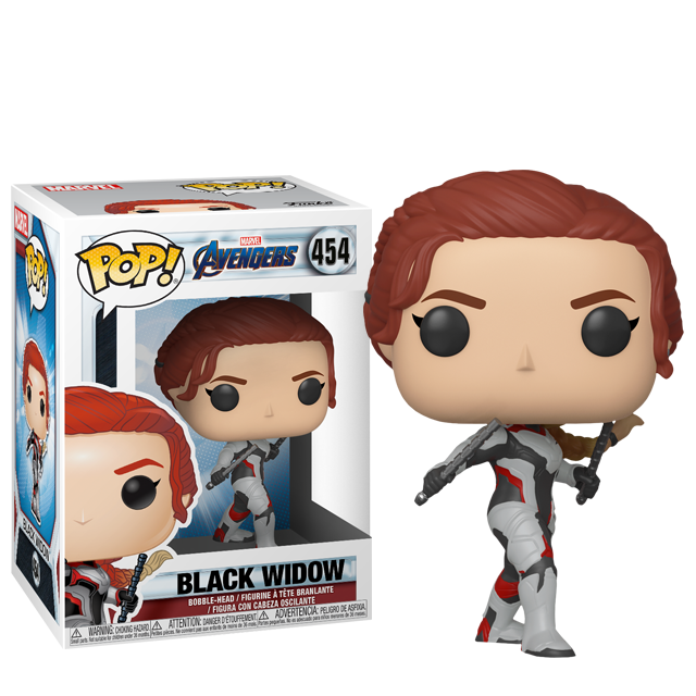 Figurka Funko POP Black Widow - Endgame