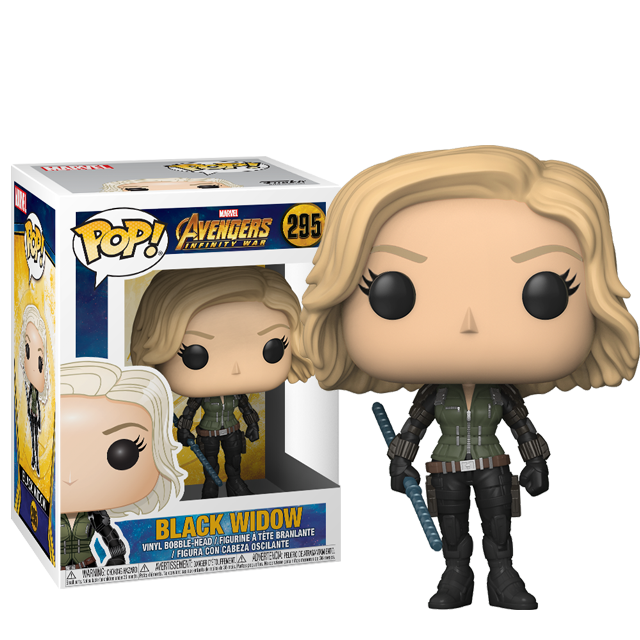 Figurka Funko POP! Black Widow - Infinity War