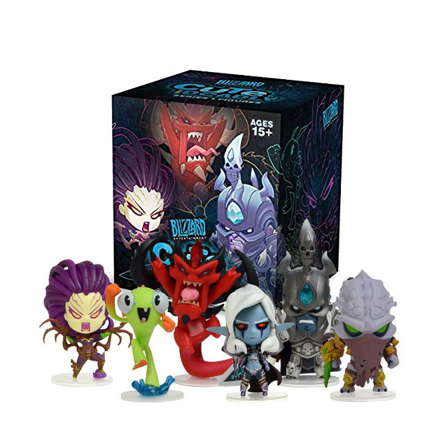 Cute but Deadly Blizzard Cute but Deadly S1 - Blindbox