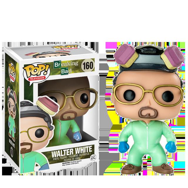 Figurka Funko POP! Walter White v obleku