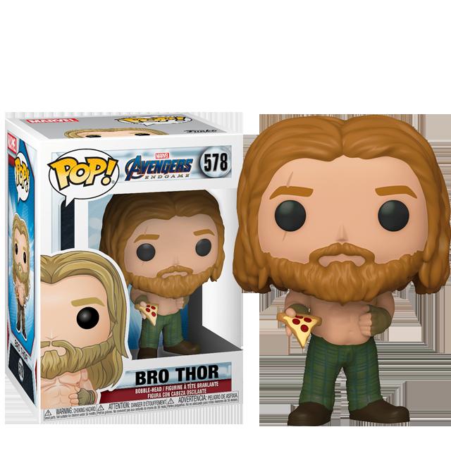 Figurka Funko POP Bro Thor - Endgame
