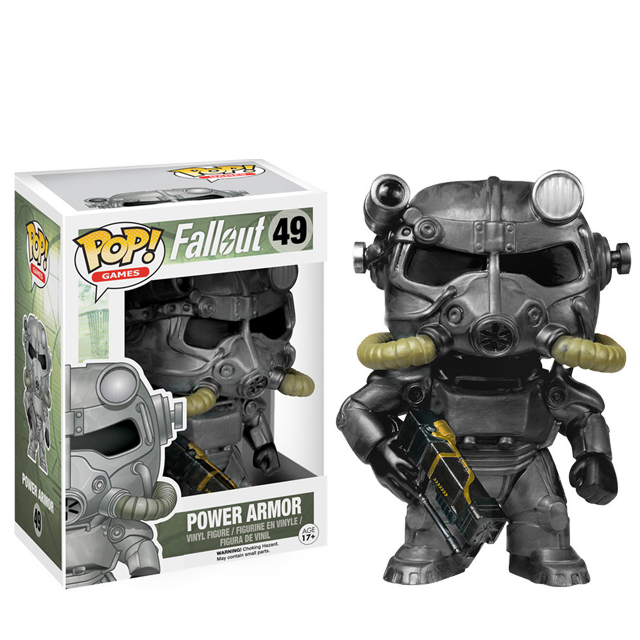 Figurka Funko POP! Power Armor