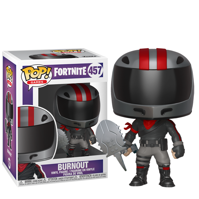 Figurka Funko POP! Burnout