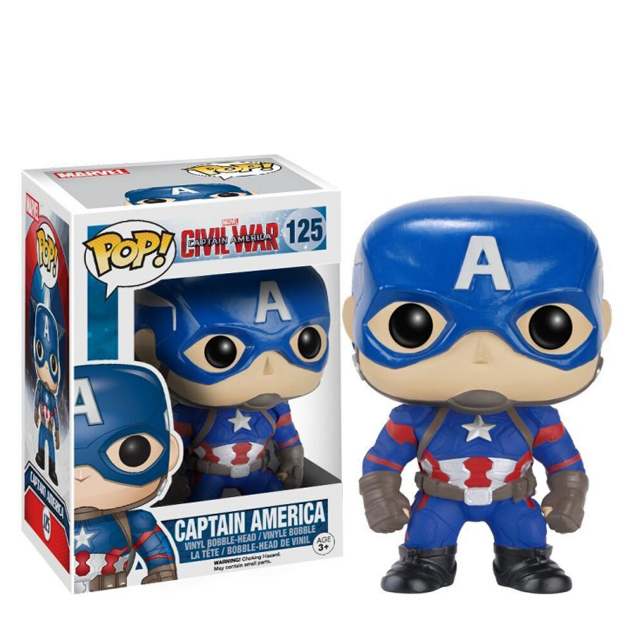 Figurka Funko POP! Captain America - Civil War