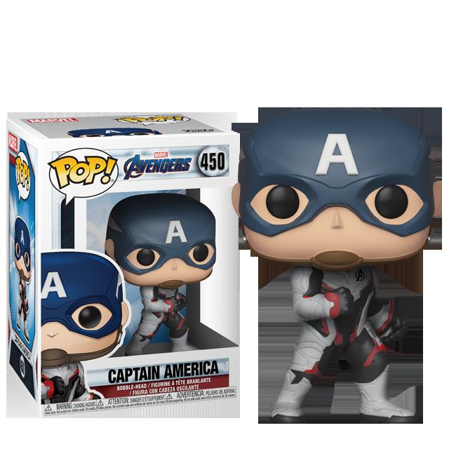 Figurka Funko POP Captain America - Endgame