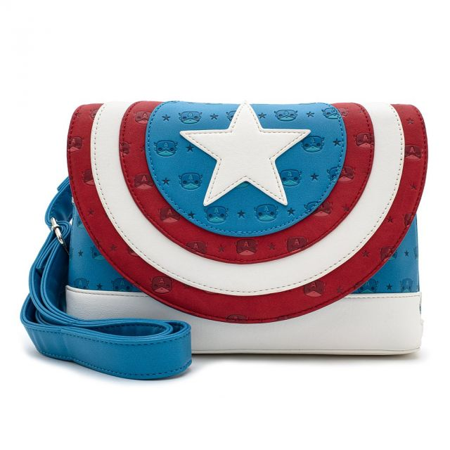Loungefly Captain America Kabelka