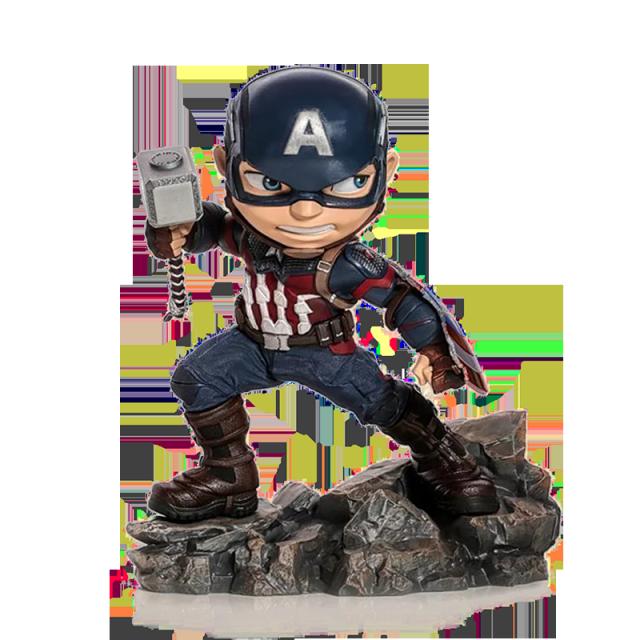 Iron Studios Captain America - Minico