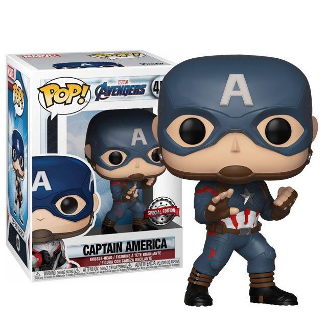 Captain America SE - Endgame