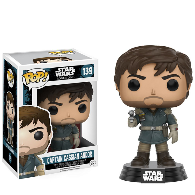 Figurka Funko POP! Captain Cassian