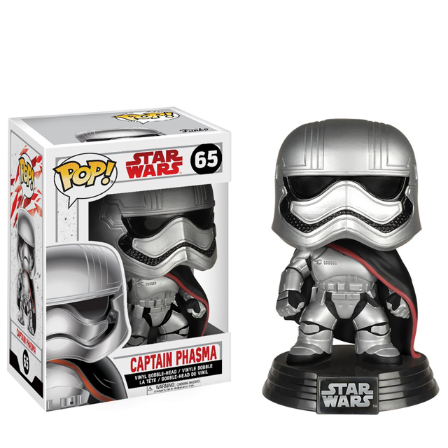Figurka Funko POP! Captain Phasma - The Last Jedi