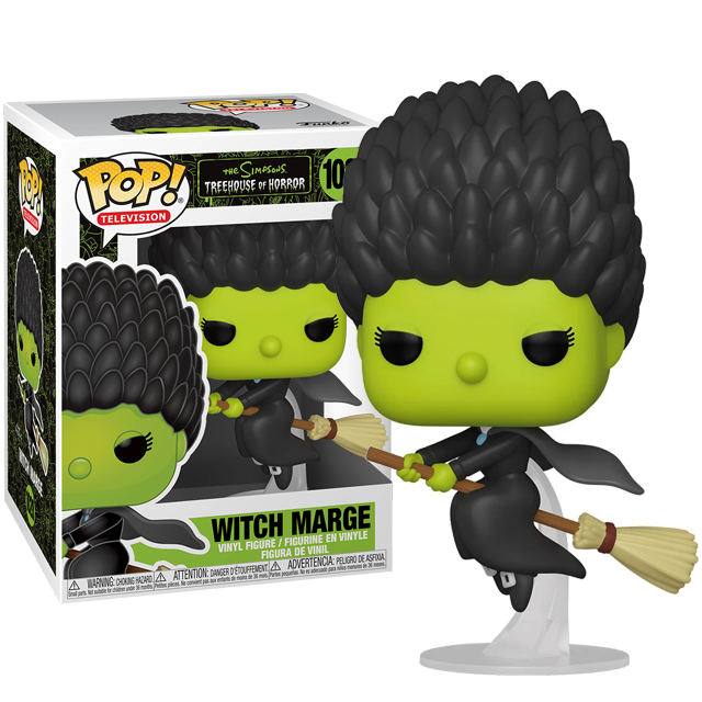 Funko POP Witch Marge