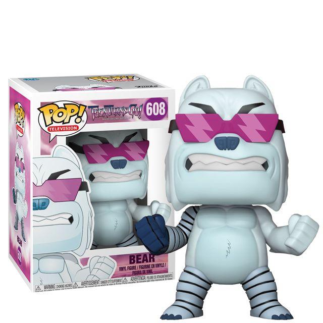 Cee-Lo Bear - Teen Titans Go!