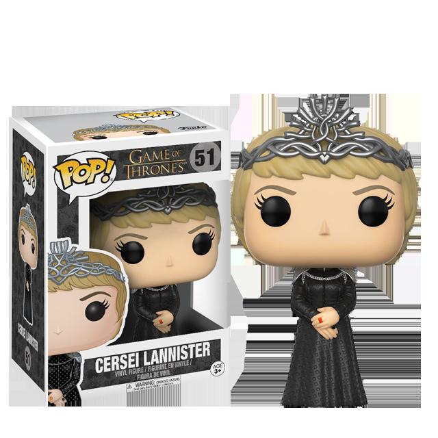 Figurka Funko POP! Cersei Lannister - Nová edice
