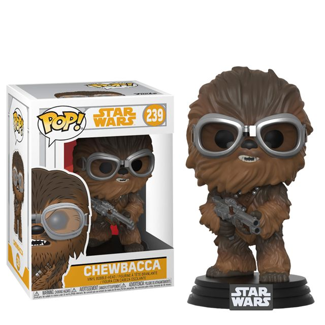 Chewbacca s brýlemi