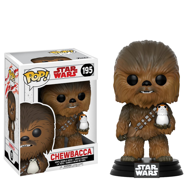 Figurka Funko POP! Chewbacca - The Last Jedi