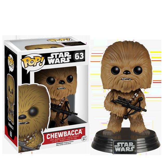 Figurka Funko POP! Chewbacca