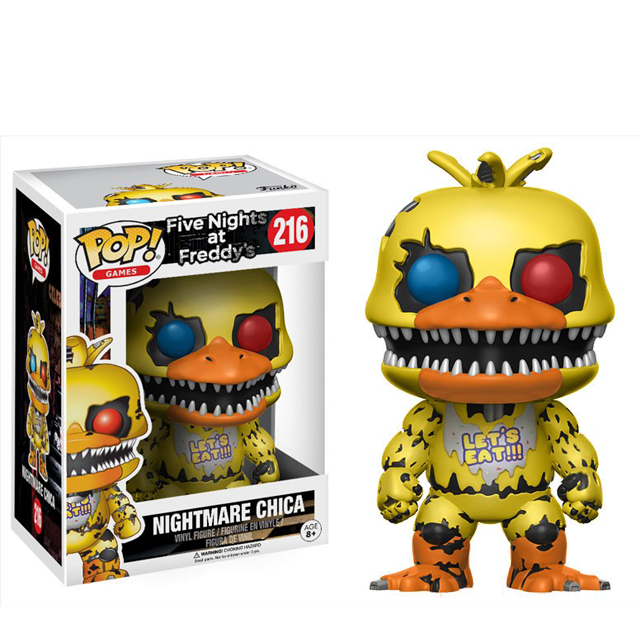 Figurka Funko POP! Chica - Five Nights at Freddy's