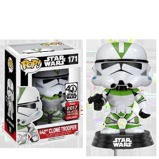 Figurka Funko POP! Clone Trooper 442