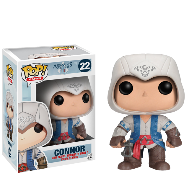 Figurka Funko POP! Connor