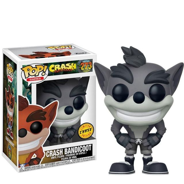 Crash Bandicoot CHASE