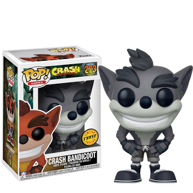 Figurka Funko POP! Crash Bandicoot CHASE